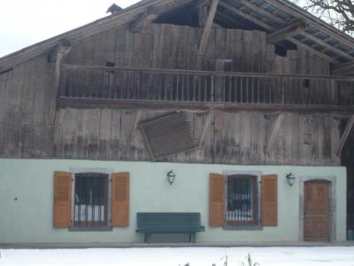 maison location saisonniere 74